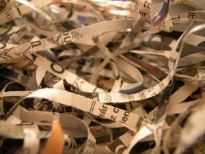 זה סופו של כל עיתון...