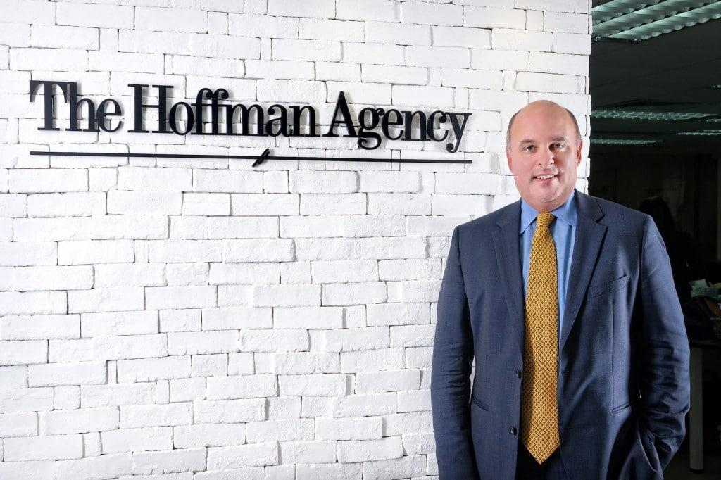 """מייק סוטק, מנכ""""ל אזור EMEA ב- Hoffman"""